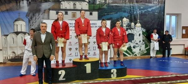 Бузулучанка Анастасия Матвеева завоевала серебро н...