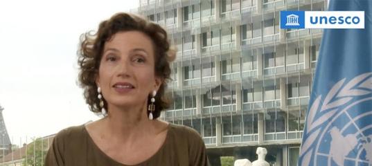 Гендиректор ЮНЕСКО напомнила миру о роли русского языка