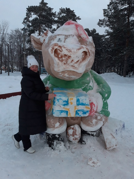 Анастасия Терентьева, Искитим, Россия