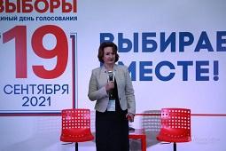Выборы в регионе проходят без существенных нарушений