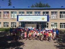 В школе Липецкого района началась реконструкция санузла