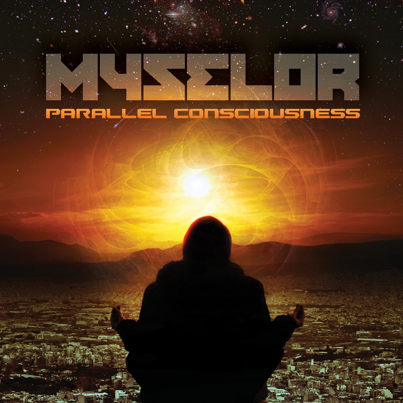 Myselor album Parallel Consciousness LP