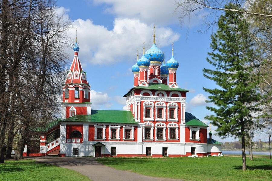 2021-09, Туры по Золотому кольцу из Тольятти на автобусе в сентябре, 7 дней (B)