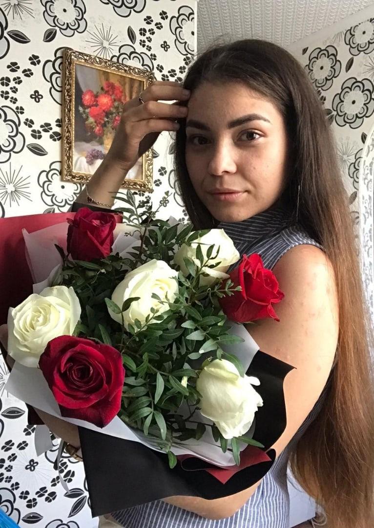Элина, 20, Yekaterinburg