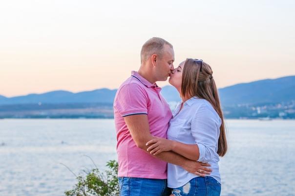 Фотосессия Love Story в Геленджике. 09.20