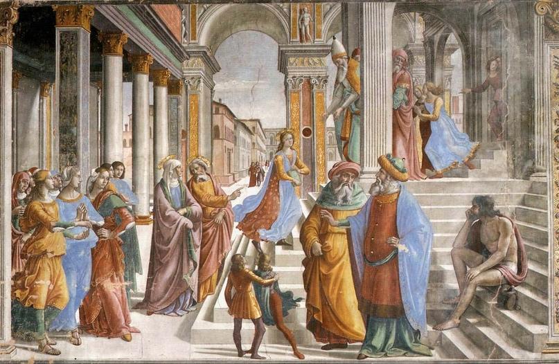 Капелла Торнабуони — капелла во флорентийской церкви Санта Мария Новелла, украшенная фресками Доменико Гирландайо по заказу Джованни Торнабуони
