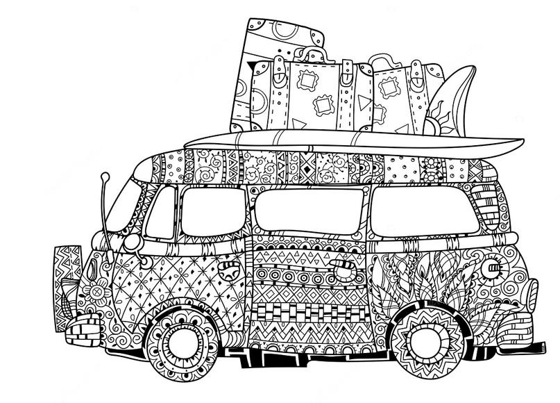 Легендарный микроавтобус Volkswagen Transporter - символ путешествий, любви и свободы!