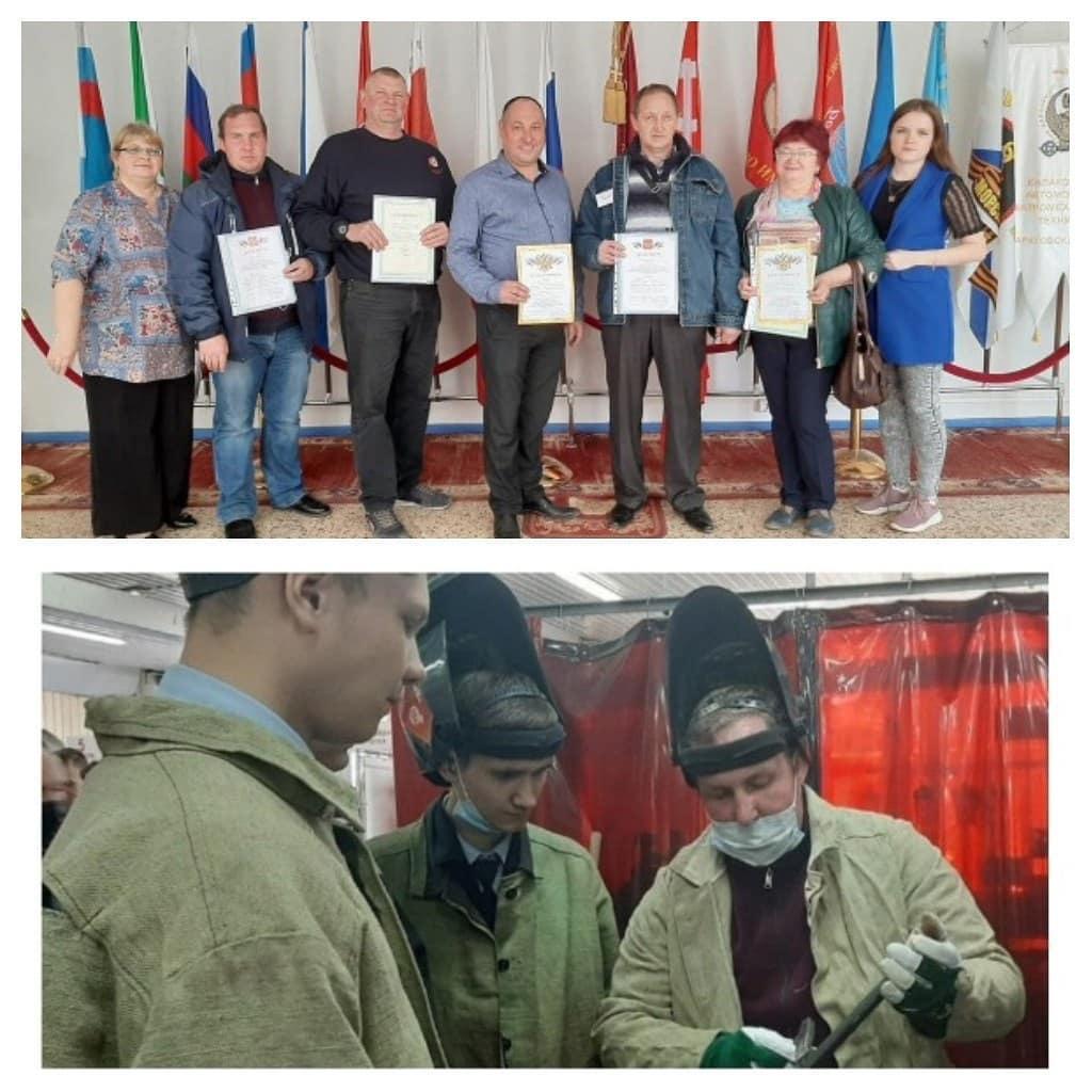 Педагог Петровского агропромышленного лицея стал призёром регионального этапа конкурса «Мастер года»