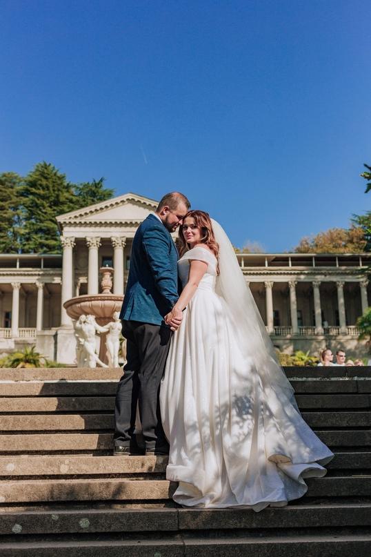 Свадебная съемка в Сочи - Фотограф MaryVish.ru