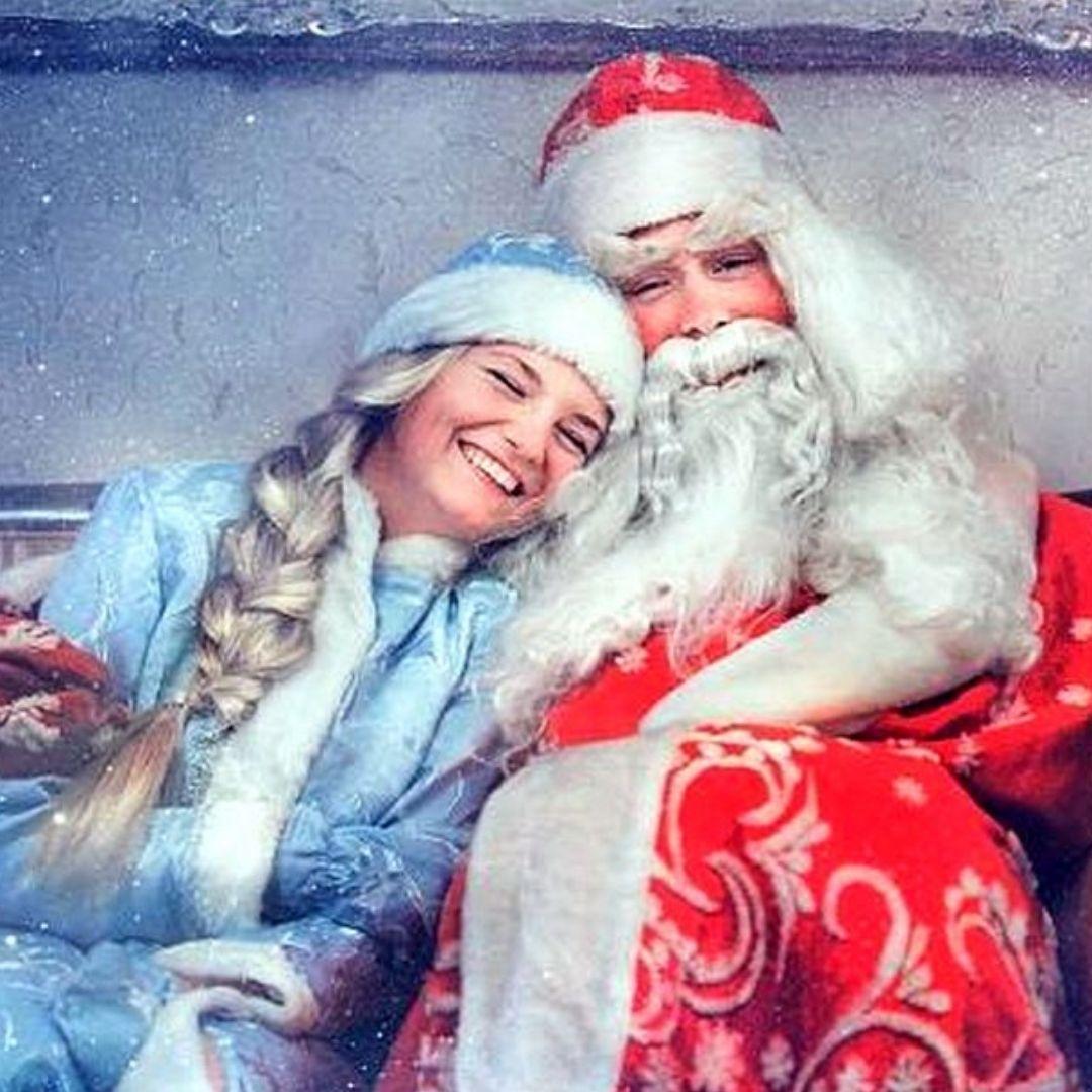 Афиша Красноярск Колл-центр Деда Мороза и Снегурочки