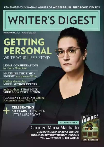Writers Digest - MarchApril 2021