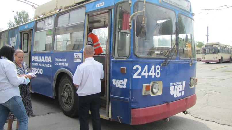 Конкурс профессионального мастерства среди водителей троллейбуса— 2021., изображение №35