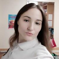 Фотография анкеты Анны Целюновой ВКонтакте