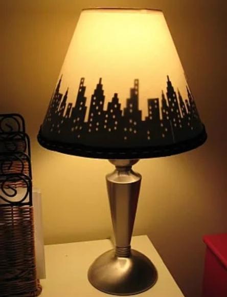 Создание и оформление светильников на Хэллоуин своими руками - МК и идеи