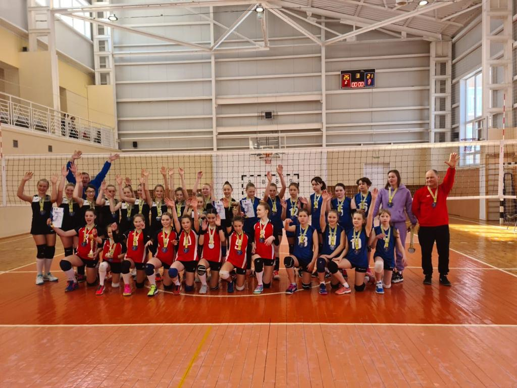 В Богдановиче состоялся межмуниципальный турнир ГО Богданович по волейболу
