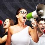Кричалки и шумелки — тематическая подборка