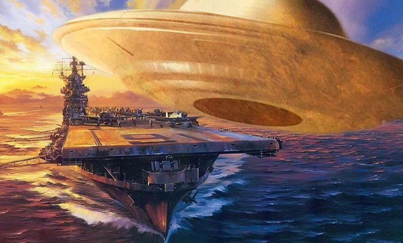 НЛО на глубине: тайна инопланетных подводных лодок, изображение №5