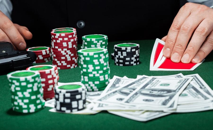 Permainan Poker Online Oleh Fortunabola Vkontakte
