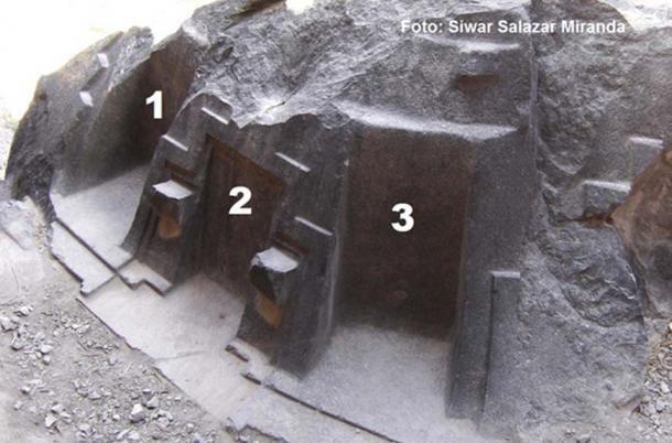 Тайны Перу: Наупа Иглесия — «Звездные врата» на другие планеты или в другие измерения, изображение №8