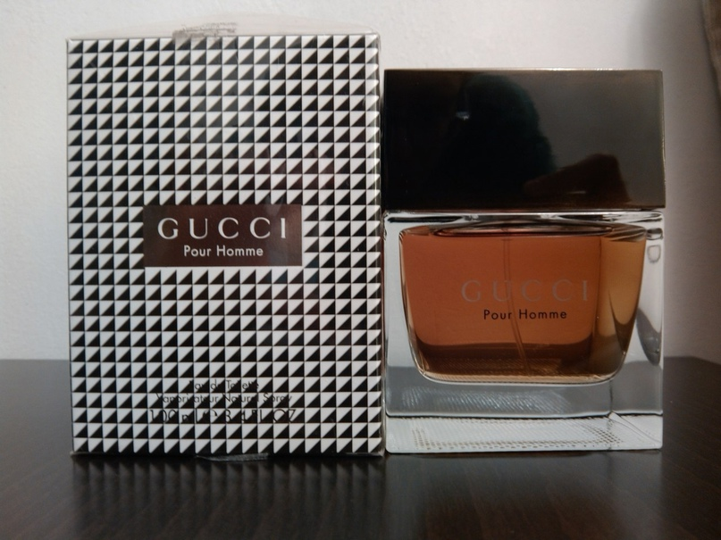 Gucci Pour Homme 100 ml. 1820 руб