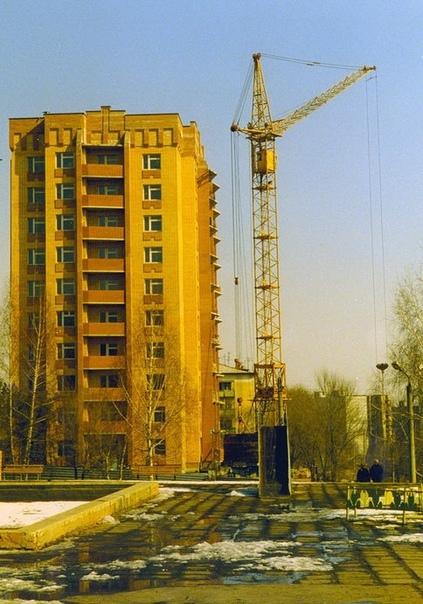 #Сызрань #Ностальгия  Строительство дома, Монгора....