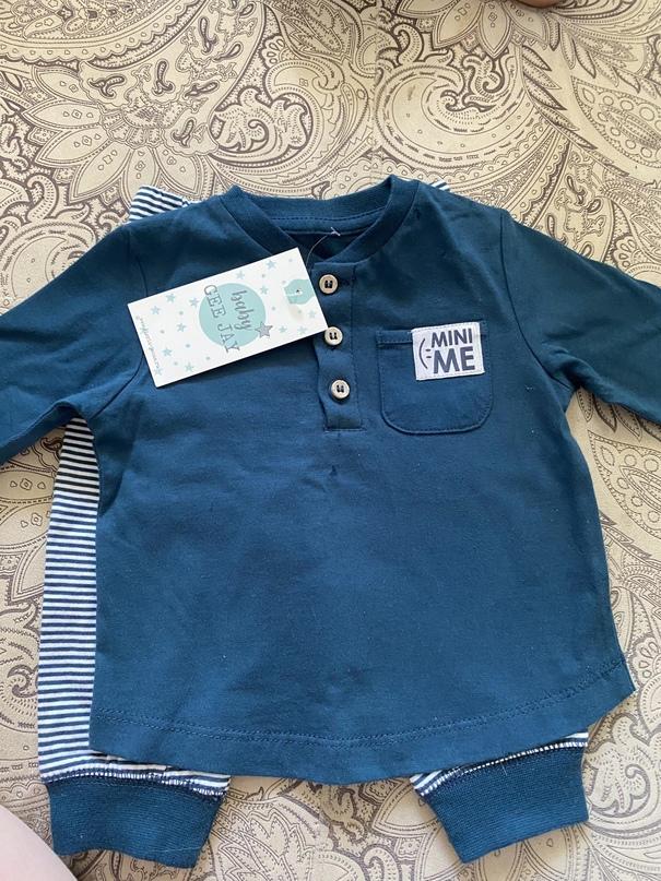 Купить детский костюм,новый,3-6 мес,68 | Объявления Орска и Новотроицка №28712