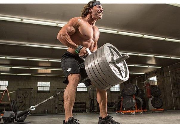 8 ошибок тренировок спины