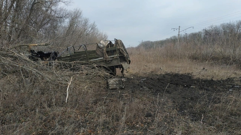 ВСУ вновь понесли потери на Донбассе