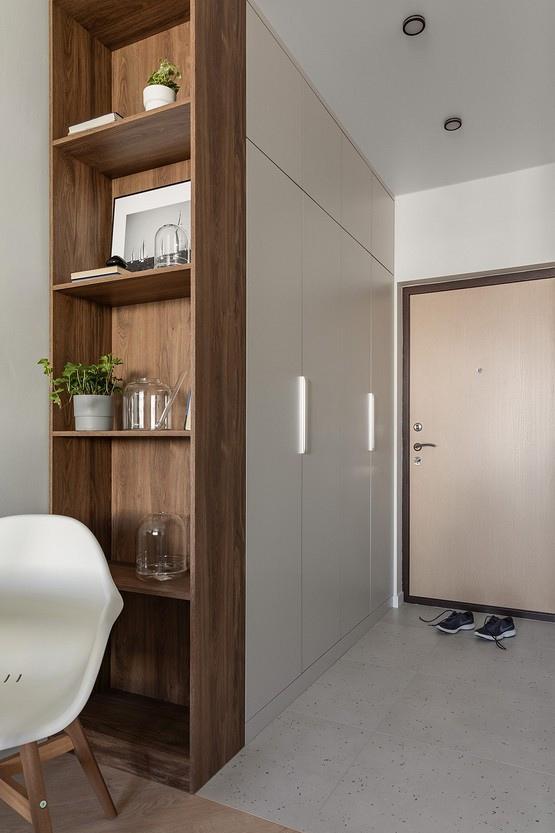 Маленькая квартира-студия 20 кв.