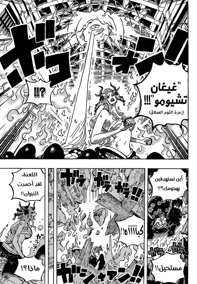 One Piece Arab 1021, image №12