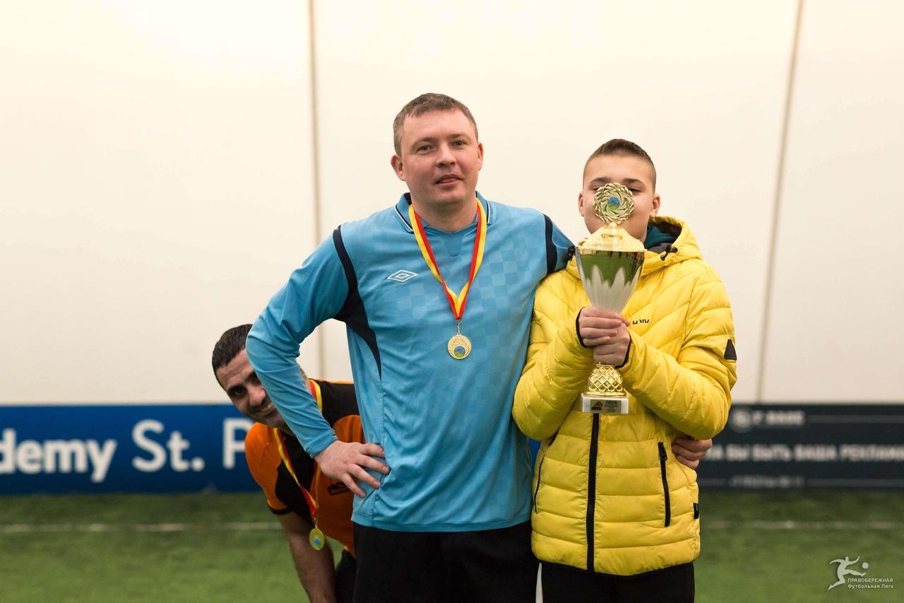 Дмитрий Иванов (Бизоны) - победитель дивизиона Новосада.