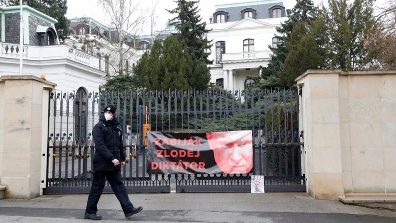 Словакия поддержала Чехию в высылке российских дипломатов