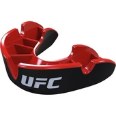 Капа Opro UFC Silver Black\Red