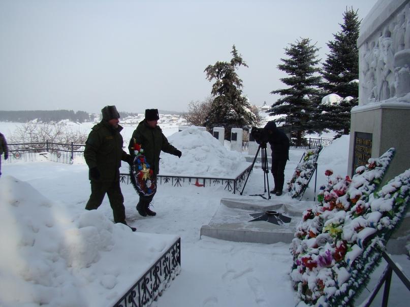 «День защитника Отечества» в Нязепетровске, изображение №3