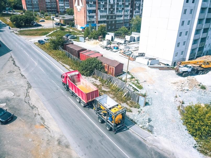 Купил мобильный бетонный завод MCP-20 и сдал его в аренду – профит бетонного бизнеса!, изображение №2