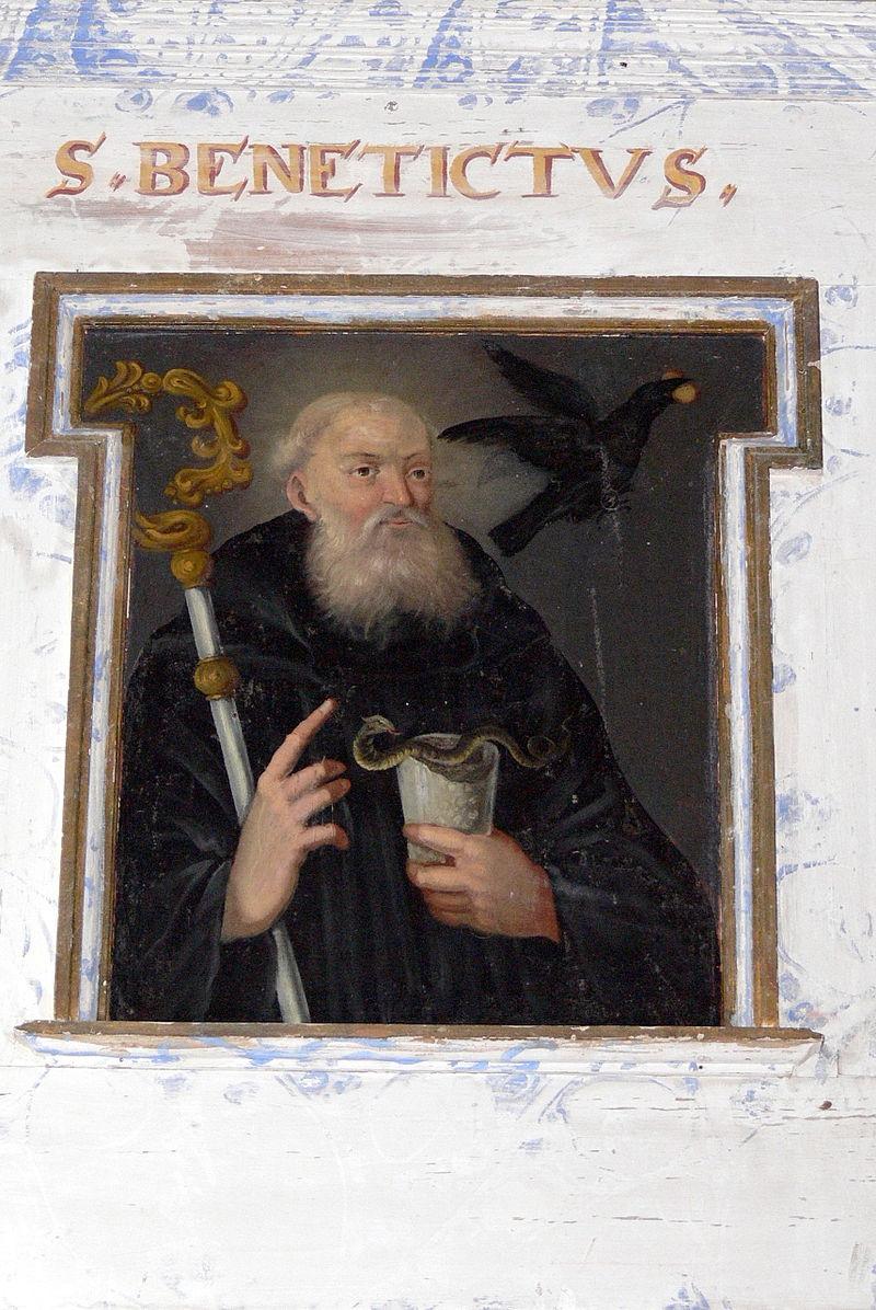 О святом Бенедикте, изображение №5