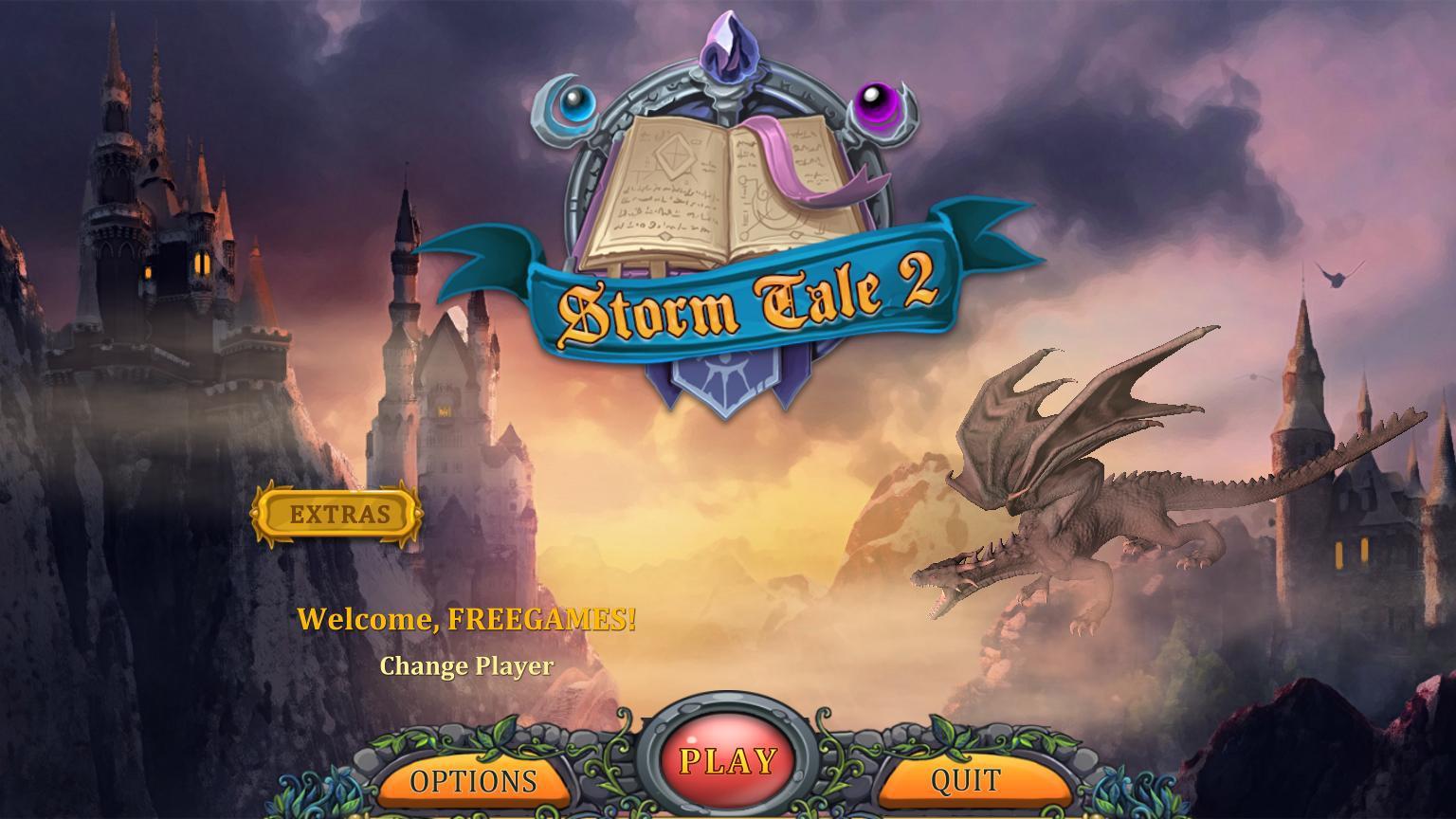 Повесть о буре 2 | Storm Tale 2 (En)
