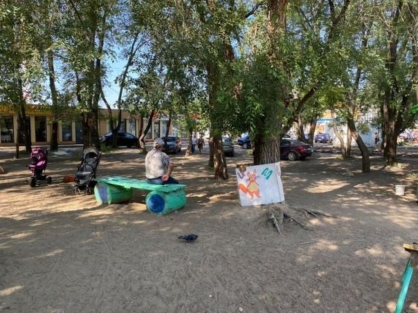 В Омске на благоустройство микротерриторий направя...