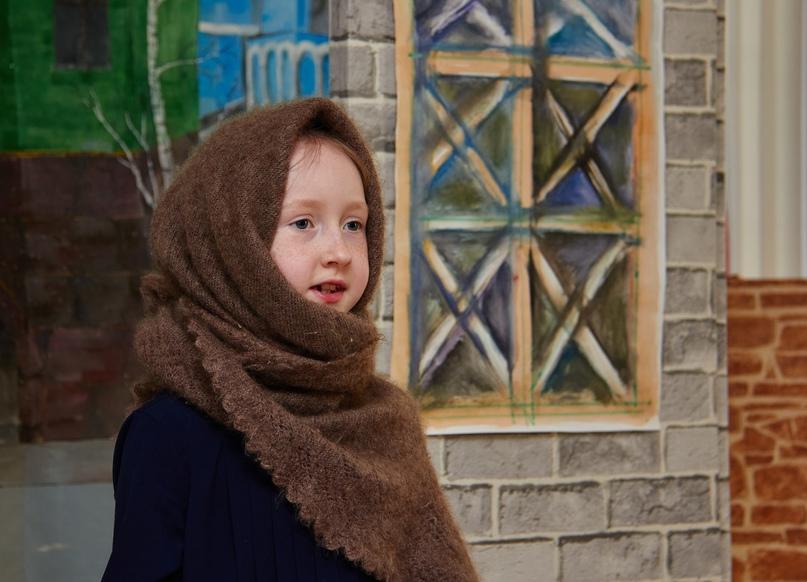 «Эхо вашего голоса – это мы». 9 мая в Воскресной школе Владимирского собора говорили о войне, изображение №19