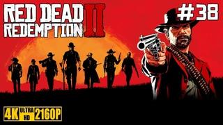 Red Dead Redemption 2   Прохождение без комментариев   PC   4K 60 FPS   #38
