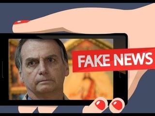 TV GLOBO REVELA COMO FUNCIONA A REDE DE FAKE NEWS DE BOLSONARO