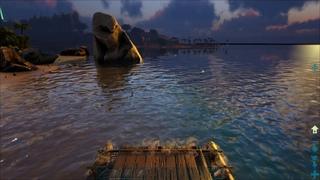 ARK: Survival Evolved (Одиночка) 02 - Не воруй (Island Map)