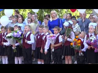 Сердобск ТВ - Гладиолусы в руках... 1 сентября в Сердобске