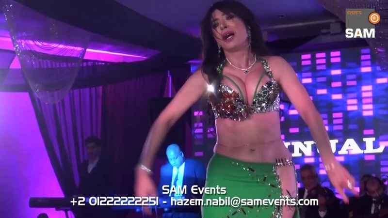 Dina Belly Dancer 2019 at Le Meridien Cairo Airport Hotel by SAM Events Wedding Planner Egypt