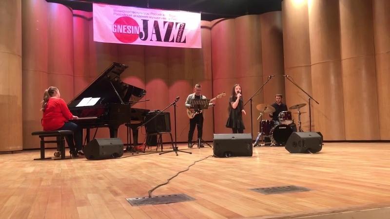 Gnesin Jazz Voice 2020 Stefania Shifrina 7 y o First Prize