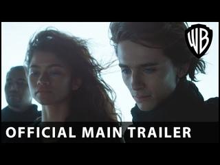 Dune - Official Main Trailer - Warner Bros. UK & Ireland