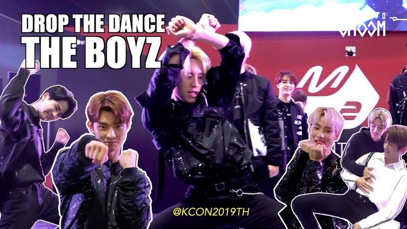 [DROP THE DANCE] THE BOYZ(더보이즈) | CHEER UP 날라리 bad guy CALL ME BABY D.D.D etc. @KCON19TH