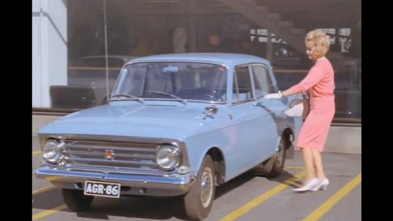 Финская культура обслуживания советских автомобилей 1966 (Konela)