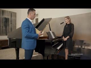 2020-10-31 Tiffany Tatum & Mugur P - Piano Lesson