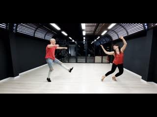 Сальса хорео / Кирилл и Дарья